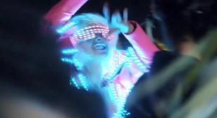 Appearing in Nick Jonas' music video