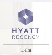 Hyatt New Delhi: http://delhi.regency.hyatt.com/en/hotel/home.html?src=agn_phd_hr_lclb_gplaces_delrd